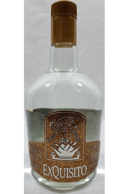 Tequila Exquisito Blanco