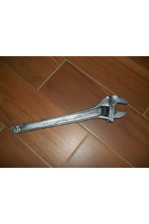 Foam crescent wrench weapon