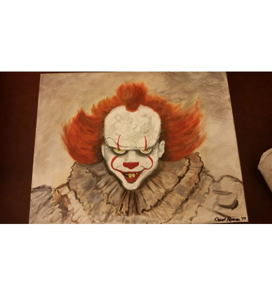 PENNYWISE IT PAINTING
