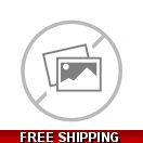 Silk Poster of time tunnel black and w..