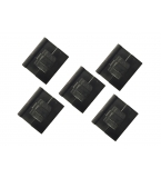Adhesive Wire Clips Pack of 5