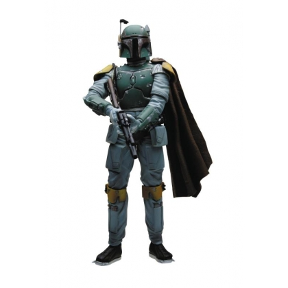 Star Wars Boba Fett Cloud City ArtFX+ Statue Figure from Kotobukiya