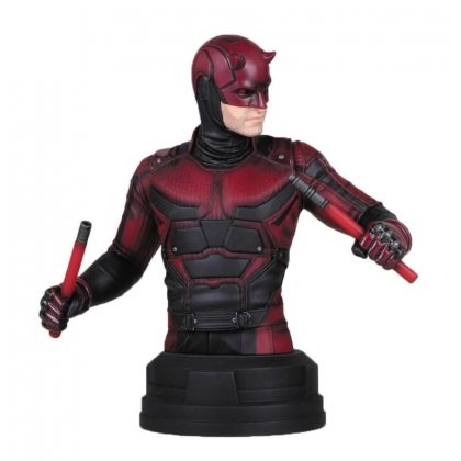 Marvel Comics NetFlix Daredevil Mini Bust Statue From Gentle Giant