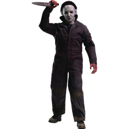 Halloween 6 Curse of Michael Myers Scale 1:6 Action Figure Three A