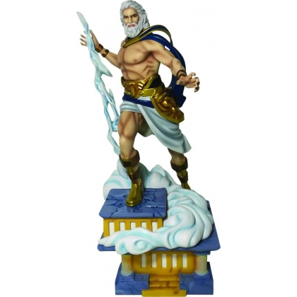 Fantasy Figure Gallery Greek Myth Collection Zeus Satute by Yamato