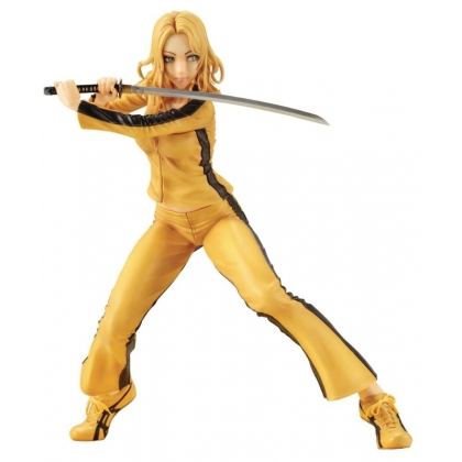 Bishoujo Kill Bill The Bride 1:7 Scale Statue Figure from Kotobukiya