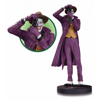 Designer Series DC Comics The Joker Statue Figure By Brian Bolland