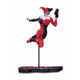 Red White & Black DC Comics Harley Qui..