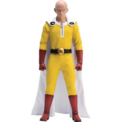 One Punch Man Saitama 1/6 Scale Action Figure from Three A Zero