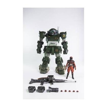Armored Trooper Votoms ATM-09-ST Scopedog Action Figure Three A Zero