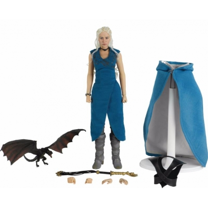 Game of Thrones Daenerys Targaryen 1:6 Action Figure By Three A Zero