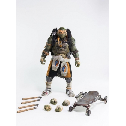 TMNT Out of the Shadows Michelangelo 1:6 Scale Action Figure