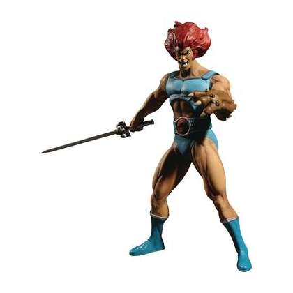Lion-O Thundercats 14 Inch Mega Scale Deluxe Action Figure By Mezco