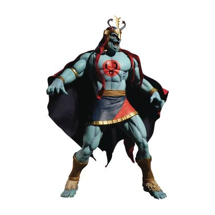 Mumm-Ra Thundercats AF Mega Scale Glow In The Dark Edition By Mezco