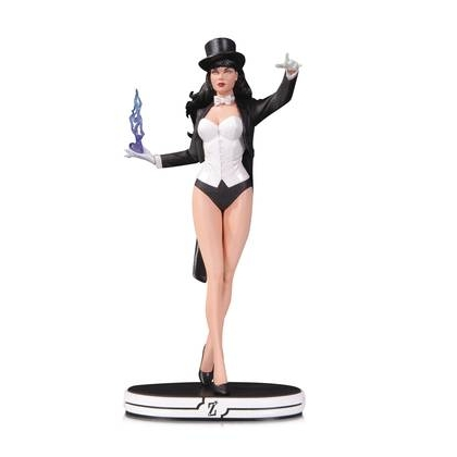 DC Comics Cover Girls Zatanna Statue 2nd Edition By DC Collectibles
