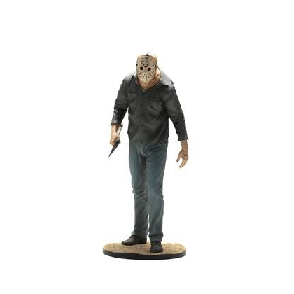 ArtFX Friday The 13th III Jason Voorhees 1:6 Scale Statue By Kotobukiya