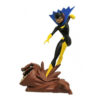 DC Comics New Batman Adventures Batgirl Gallery Statue By Diamond