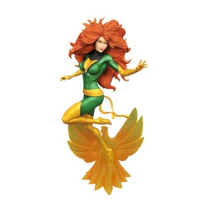 Marvel Comics Jean Grey Gallery Statue Figure By Diamond Select Toys