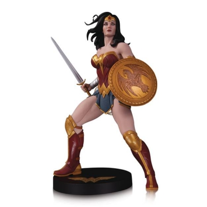 DC Comics Designer Series Wonder Woman Statue Figure by Frank Cho