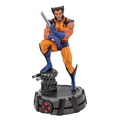 Marvel Comics Premier Collection Wolverine Statue By Diamond Select