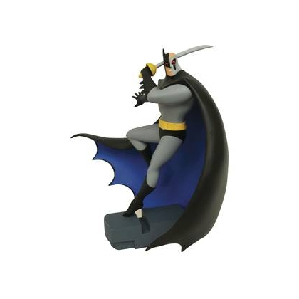 DC Gallery Batman Animated Series HARDAC Statue By Diamond Select