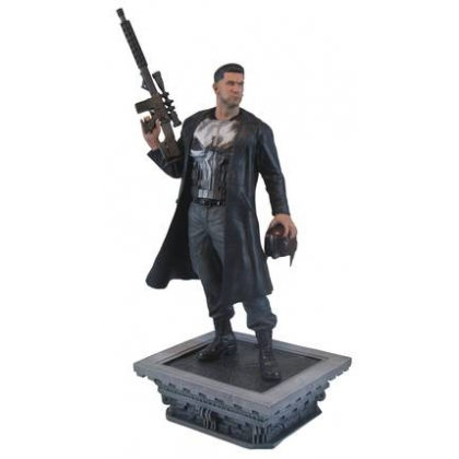 Marvel Comics Gallery Netflix TV Punisher Statue By Diamond Select