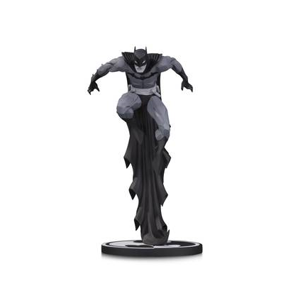 DC Comics Batman Black & White Statue Figure By Jonathan Matthews