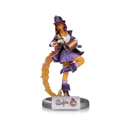 DC Comics Bombshells Starfire Statue Figure By DC Collectibles