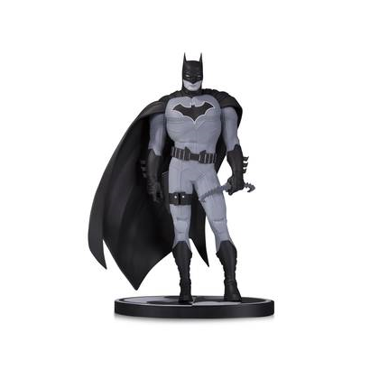 DC Comics Batman Black & White Statue Figure By John Romita Jr