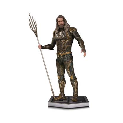 DC Comics Justice League Aquaman 1:6 Scale Statue By DC Collectibles