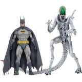 DC Comics Batman Vs. Alien Action Figu..