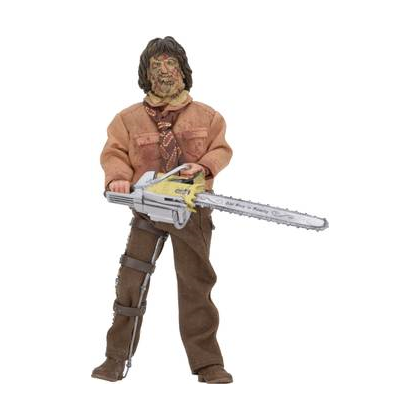 Texas Chainsaw Massacre 3 Leatherface Clothed Actinn Figure By NECA