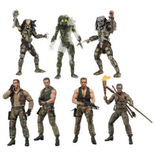Predator 30th Anniversary Action Figur..