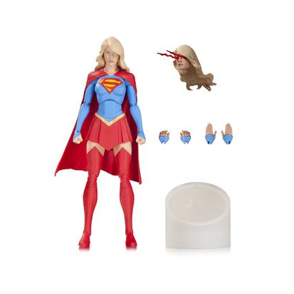 "DC Comics Icons Supergirl 6"" Action Figure from DC Collectibles"