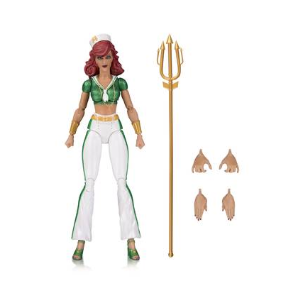 DC Comics Designer Series Bombshells Mera Action Figure DC Collectibles