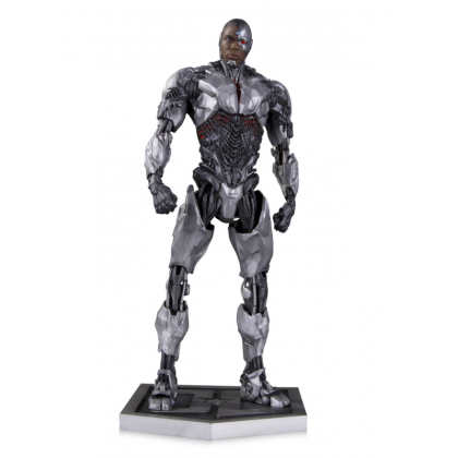 DC Comics Justice League Movie Cyborg 1:6 Scale Statue Figure