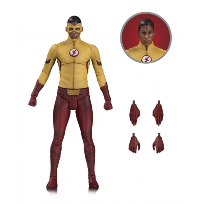 DC Comics CW TV The Flash Kid Flash Action Figure DC Collectibles
