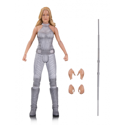 DC Comics CW TV Legends of Tomorrow White Canary Action Figure