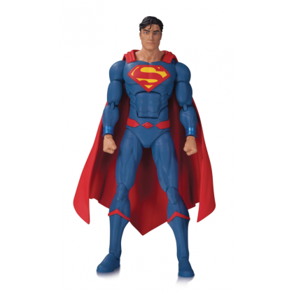 DC Comics Icons Rebirth Superman Action Figure DC Collectibles