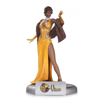 DC Comics Bombshells Vixen Statue Figure DC Collectibles