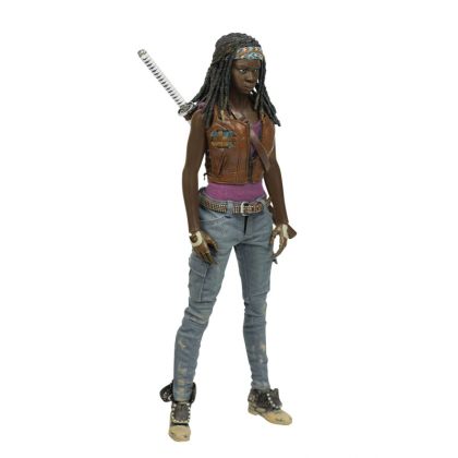 AMC TV Walking Dead Michonne 1:6 Scale Figure Three A Zero 3A