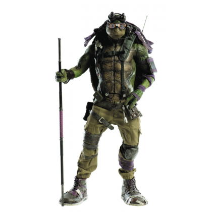 Teenage Mutant Ninja Turtles Out of the Shadows Donatello Action Figure