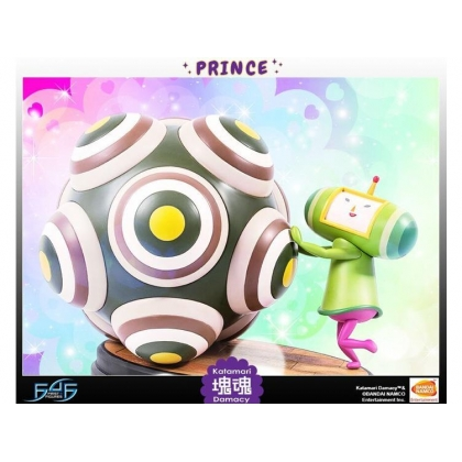 Katamari Damacy Prince Statue Figure from First 4 Figures