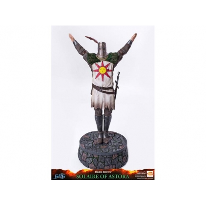 Dark Souls Solaire of Astora Statue Figure from First 4 Figures