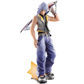 Kingdom Hearts II Riku Static Arts Gal..