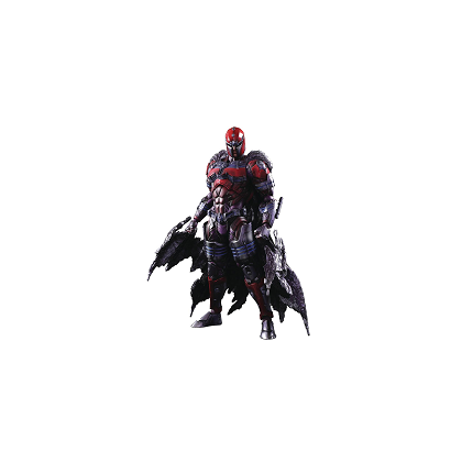 Marvel Comics Universe Magneto Variant Play Arts Kai Action Figure