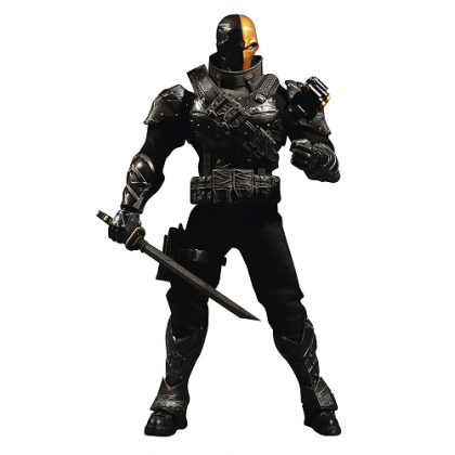 One 12 Collective DC Comics Stealth Deathstroke Action Figure