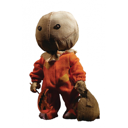 "Trick 'r Treat Sam 15"" Tall Mega Scale Action Figure"