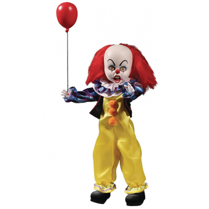 Living Dead Dolls Presents It Pennywise the Clown by Mezco