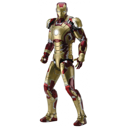 Iron Man 3 Movie Mark XLII 1:4 Scale Action Figure from NECA
